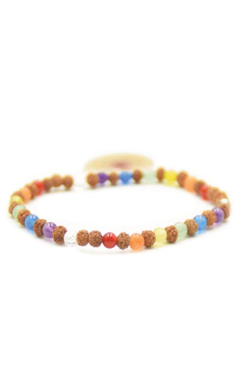 Chakra-Mala-armband